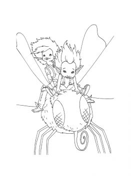 Arthur-and-the-Minimoys-coloring-pages-5
