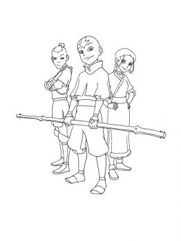 Avatar-The-Last-Airbender-coloring-pages-12