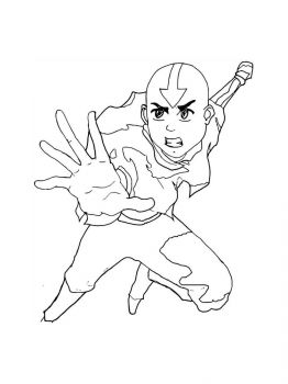 Avatar-The-Last-Airbender-coloring-pages-13