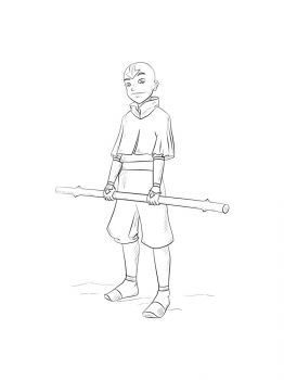 Avatar-The-Last-Airbender-coloring-pages-17