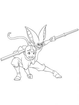 Avatar-The-Last-Airbender-coloring-pages-27