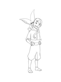 Avatar-The-Last-Airbender-coloring-pages-28
