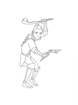 Avatar-The-Last-Airbender-coloring-pages-29