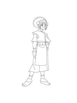 Avatar-The-Last-Airbender-coloring-pages-31