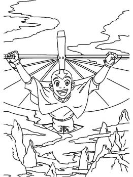 Avatar-The-Last-Airbender-coloring-pages-34