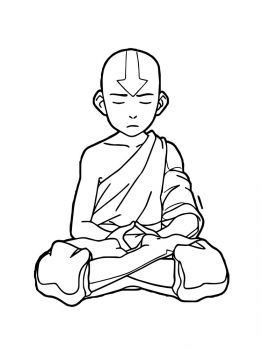 Avatar-The-Last-Airbender-coloring-pages-4