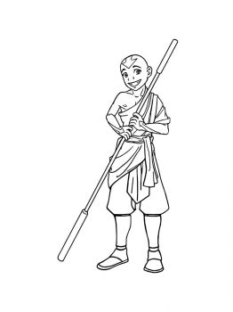 Avatar-The-Last-Airbender-coloring-pages-8