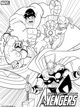 Avengers-coloring-pages-7