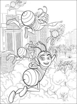 Bee-movie-coloring-pages-11