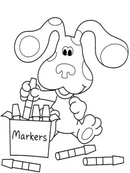 Blues-clues-coloring-pages-9