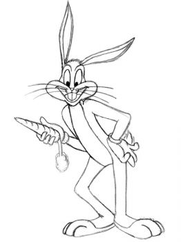 Bugs-Bunny-coloring-pages-7