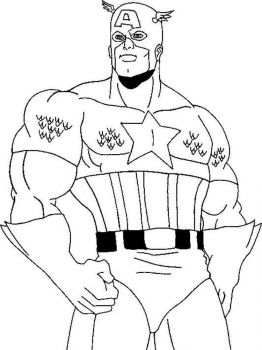 Captain-America-coloring-pages-1