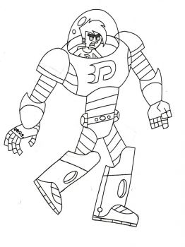 Danny-Phantom-coloring-pages-10