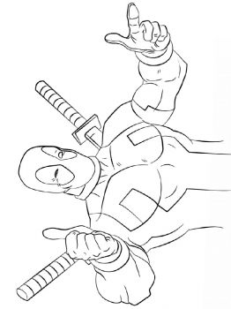 Deadpool-coloring-pages-3