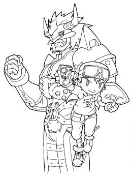 Digimon-coloring-pages-11