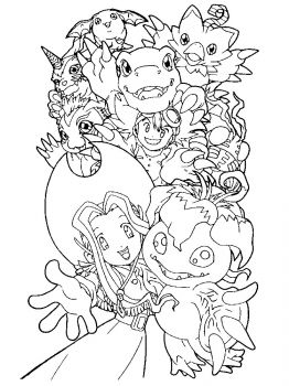 Digimon-coloring-pages-2