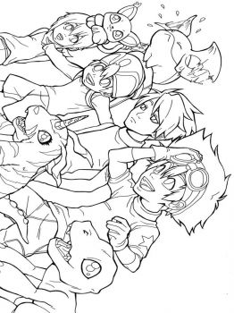 Digimon-coloring-pages-22