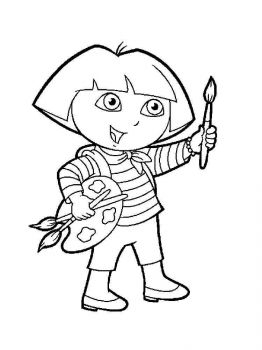 Dora-the-Explorer-coloring-pages-11
