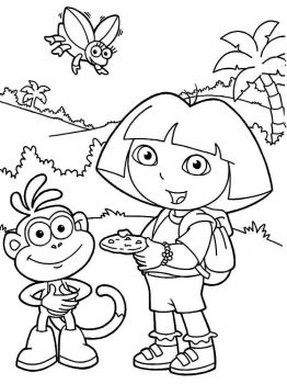 Dora-the-Explorer-coloring-pages-24