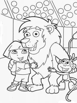 Dora-the-Explorer-coloring-pages-5