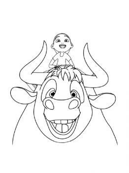 Ferdinand-coloring-pages-9