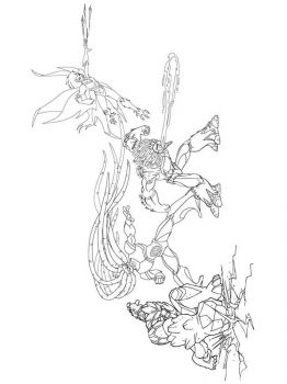 Gormiti-coloring-pages-9