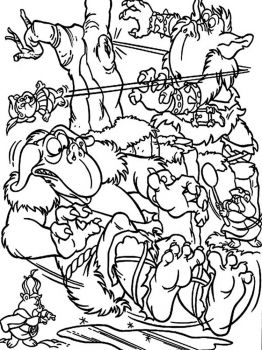 Gummy-bears-coloring-pages-15