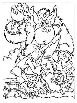 Gummy-bears-coloring-pages-9