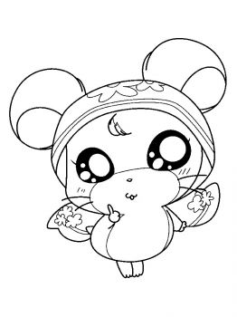 Hamtaro-coloring-pages-8