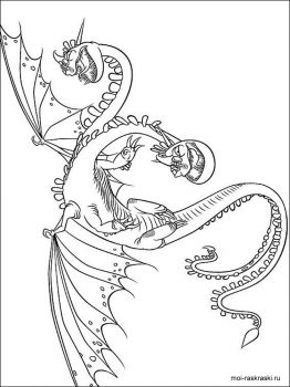 How-to-Train-Your-Dragon-coloring-pages-19