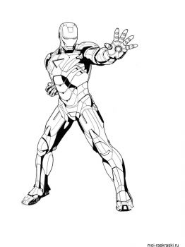 Iron-Man-coloring-pages-8