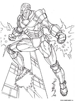 Iron-Man-coloring-pages-9