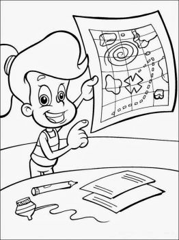 Jimmy-Neutron-coloring-pages-11