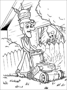 Jimmy-Neutron-coloring-pages-16