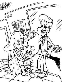 Jimmy-Neutron-coloring-pages-25
