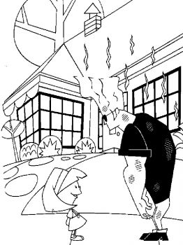 Johnny-Bravo-coloring-pages-9