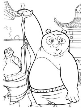 Kung-Fu-Panda-coloring-pages-17