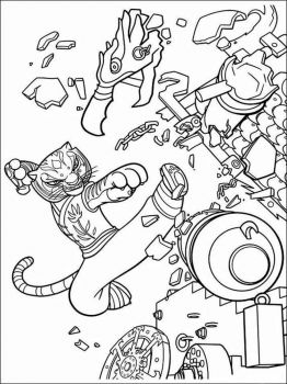 Kung-Fu-Panda-coloring-pages-9