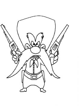 Looney-Tunes-Characters-coloring-pages-3