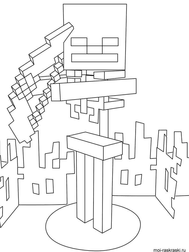ausmalbilder minecraft  malvorlagen kostenlos zum ausdrucken