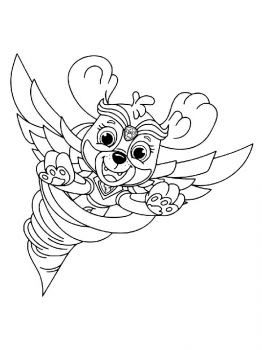 PAW-Patrol-Mighty-Pups-coloring-pages-12