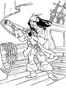Pirates-of-the-Caribbean-coloring-pages-4