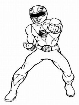 Power-Rangers-coloring-pages-1