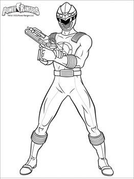 Power-Rangers-coloring-pages-17