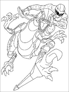 Power-Rangers-coloring-pages-18