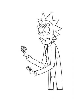 Rick-and-Morty-coloring-pages-1