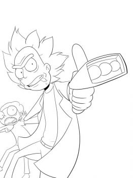 Rick-and-Morty-coloring-pages-10