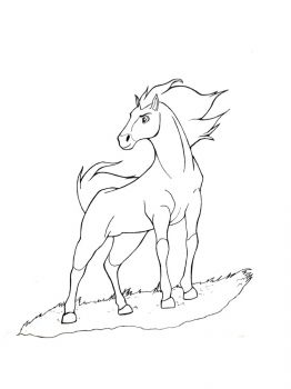 Spirit-Riding-coloring-pages-1