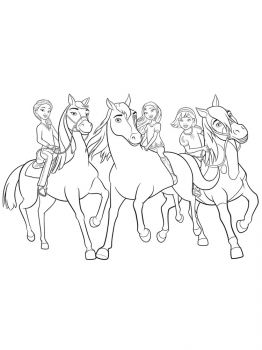 Spirit-Riding-coloring-pages-3