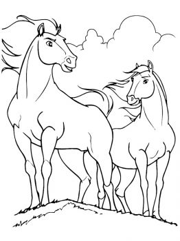 Spirit-Riding-coloring-pages-8